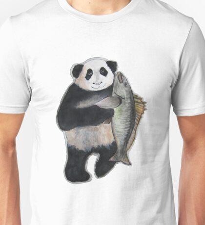 The Panda and the Mangrove  Unisex T-Shirt