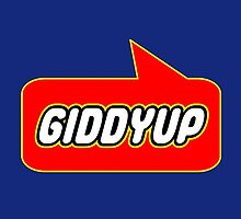 Giddyup, Bubble-Tees.com by Bubble-Tees