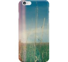 Her Heart Was a Wide Open Landscape iPhone Case/Skin
