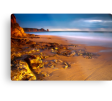 Dusk at Cape Woolamai Metal Print