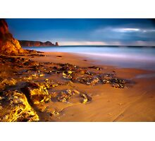 Dusk at Cape Woolamai Photographic Print