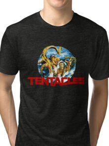 Tentacles Tri-blend T-Shirt