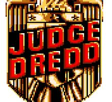 Judge Dredd by Lupianwolf