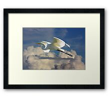 So Close By  Framed Print