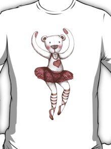 Ballerina Teddy T-Shirt