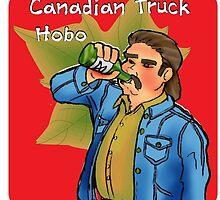 Canadian Truck Hobo by Jon Pfeiler