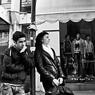 Waiting Attitudes by StamatisGR