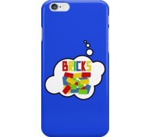 Bricks, Bubble-Tees.com iPhone Case/Skin