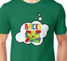 Bricks, Bubble-Tees.com Unisex T-Shirt