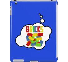 Bricks, Bubble-Tees.com iPad Case/Skin