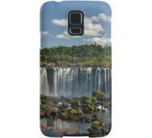Iguazu Falls Samsung Galaxy Case/Skin