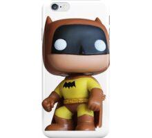 Yellow Funko Pop! Batman iPhone Case/Skin