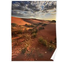 Perry Sand Dunes Poster