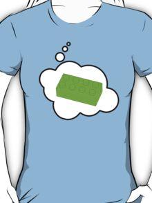 Green Brick, Bubble-Tees.com T-Shirt
