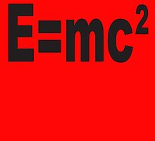 Einstein, Albert Einstein, E=mc2, Squared, Mass, Energy Equivalence, Equation, by TOM HILL - Designer