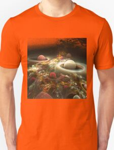 abstract corall reef background. T-Shirt