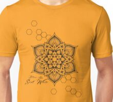 Tattoos by Scott White mandala design Unisex T-Shirt
