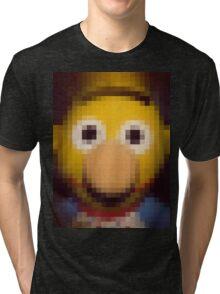 Ernie Vision. Tri-blend T-Shirt