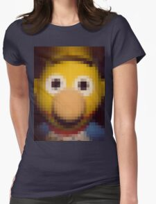 Ernie Vision. Womens Fitted T-Shirt