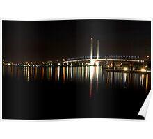 Bolte Bridge,Melbourne,Australia Poster