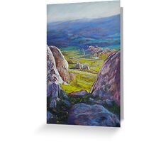 Trawool Rocks Greeting Card