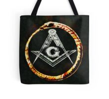 Freemason by Pierre Blanchard Tote Bag