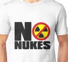 NO_NUKES Unisex T-Shirt