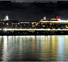 Queen Mary Quay by Polar Impressions  Photography