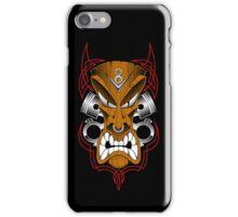 Hot Rod Tiki iPhone Case/Skin