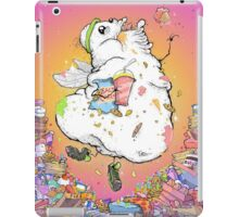 Angel of Gluttony! iPad Case/Skin