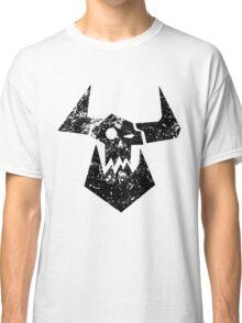 Ork Glyph Black Classic T-Shirt