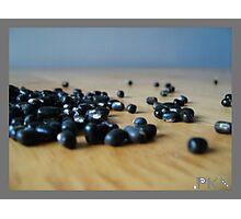Black gram Photographic Print