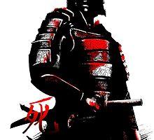 Shinigami Samurai by papabuju