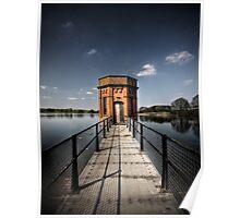 Sywell Reservoir Poster