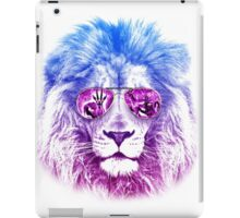 Tackle The Gazzle Says Mr. Lion iPad Case/Skin