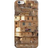 Iran rural village iPhone Case/Skin