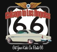 Get Your Kicks on 66 by Route66