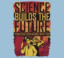 Science Builds The Future Kids Clothes