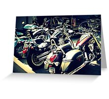 Ride With Me Greeting Card