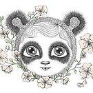 She's got panda eyes by Danielle Reck