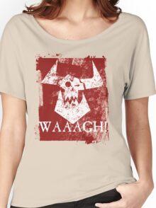 Ork Red Waaargh! Women's Relaxed Fit T-Shirt