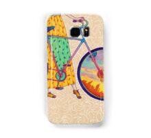 Bike tour Samsung Galaxy Case/Skin