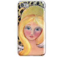 Whimiscal Angel iPhone Case/Skin