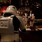 Stormtrooper and a Bar by Tim Smith