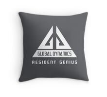 Eureka-Resident Genius Throw Pillow