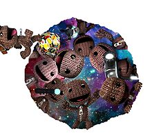 LBP Sackboys by jordams124