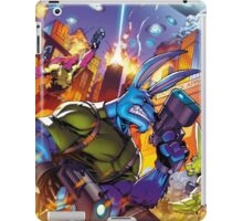 Salty Roos - Independence Day Invasion iPad Case/Skin