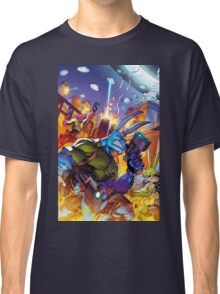 Salty Roos - Independence Day Invasion Classic T-Shirt