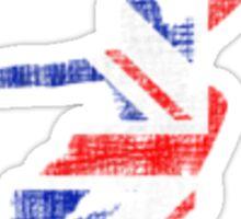 Great British Skater 2 Sticker