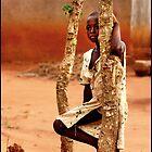 Ghana Child by Robert Azmitia
